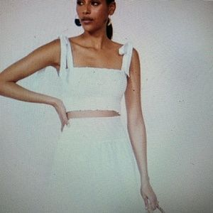 REFORMATION WILLOW TWO PIECE SET